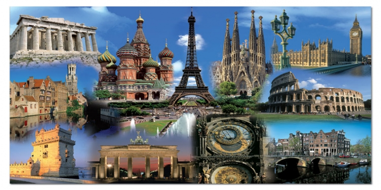 Best Europe Tour Packages from Chennai