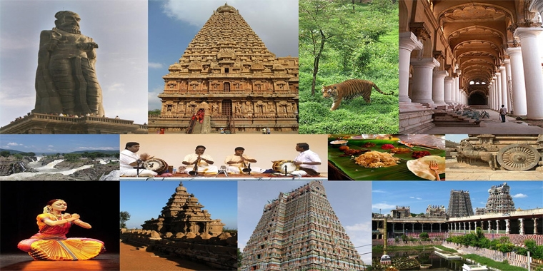Best South India Tour Packages from Chennai