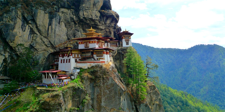 Best Bhutan Tour Packages from Chennai