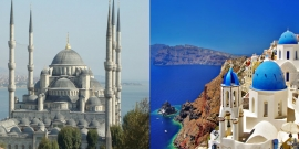 GREECE AND TURKEY Tour-Package